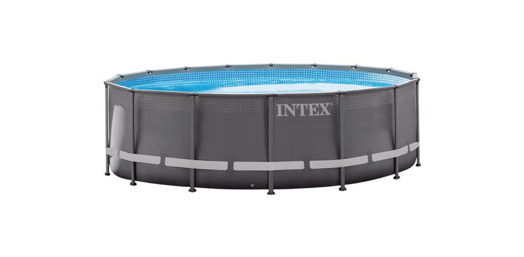 Intex Ultra Frame rotonda