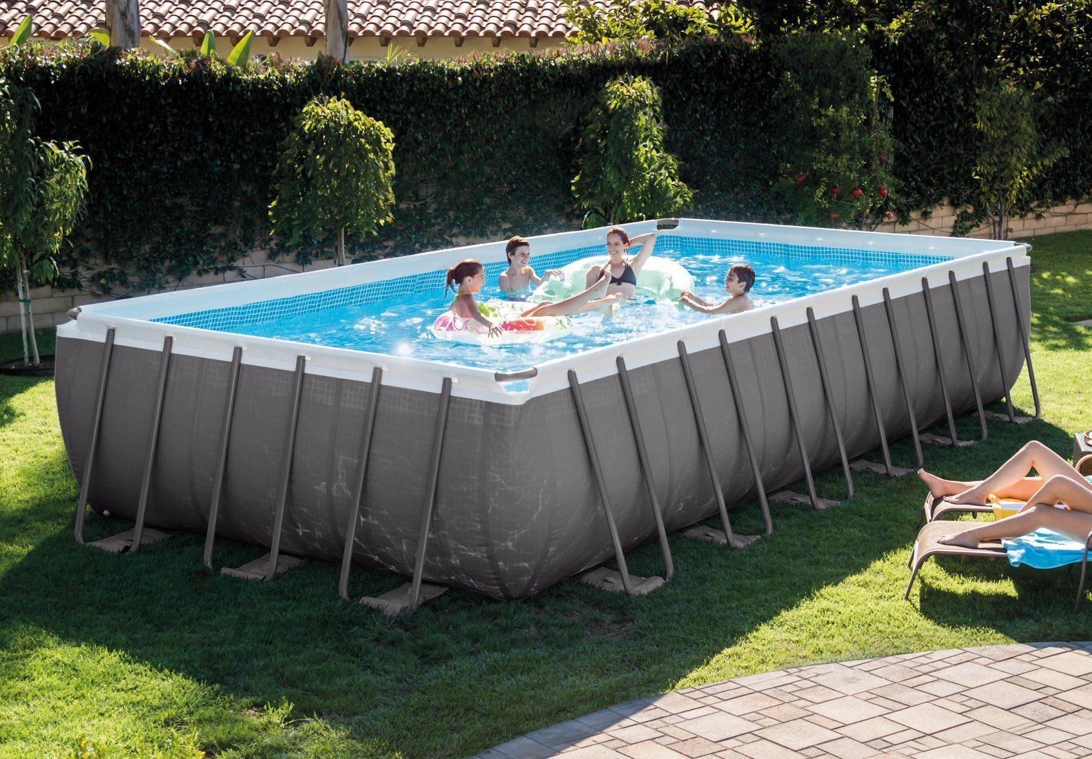 Piscine Interrate Prezzi Tutto Compreso piscine intex 2020: le 6 migliori piscinette e piscine fuori