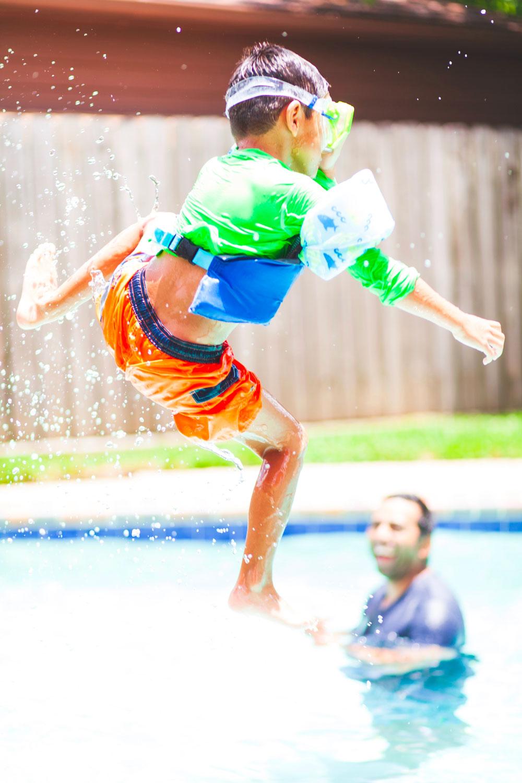 piscine fuori terra rivestite