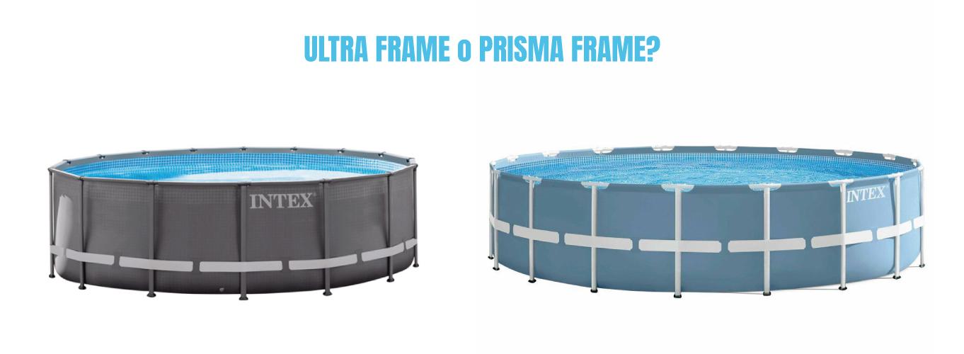 Ultra Frame o Prisma Frame