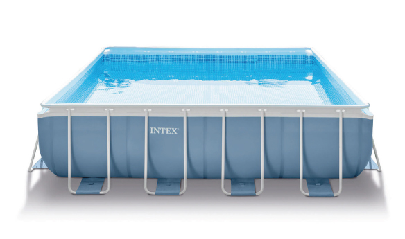 piscina quadrata intex