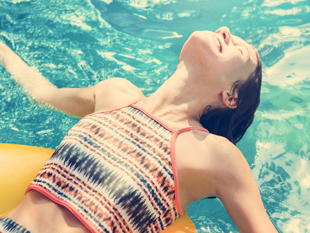 piscine fuori terra rettangolari rigide