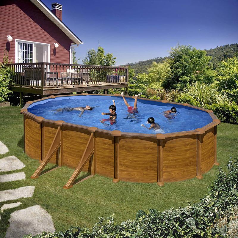 piscine in legno fuori terra