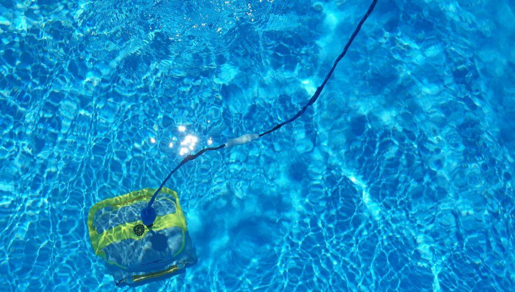 pulitore piscina